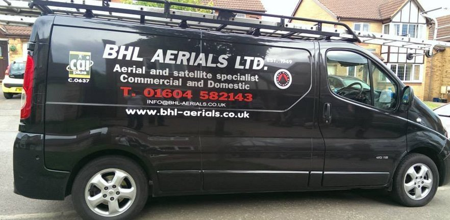aerial installations and repairs