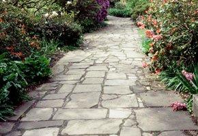 Garden Designer - Isle of Wight - Landscape Construction Specialists - Stone paving