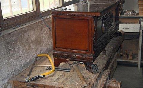 restauro mobili d' epoca roma