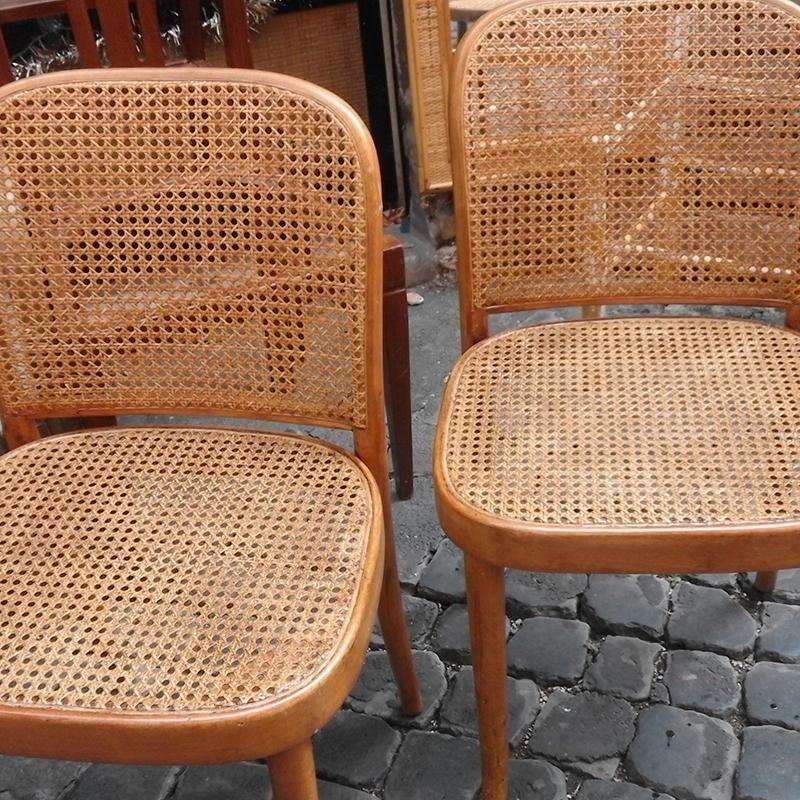 sedie impagliate