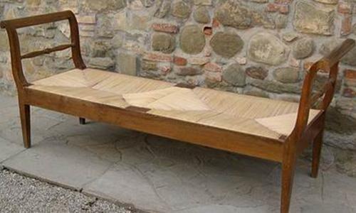 impagliatura divani roma