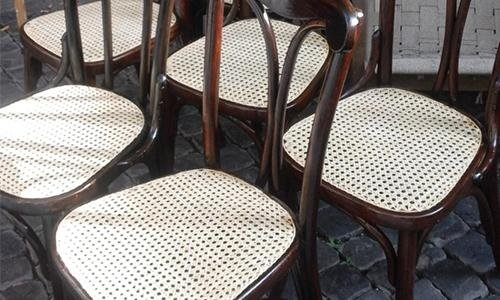 impagliatura sedie roma