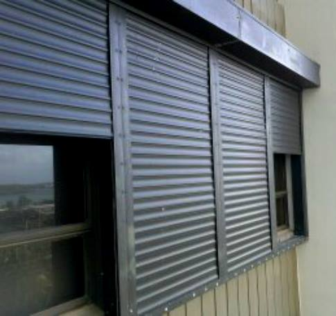Hurricane Shutters Better Shutters Com