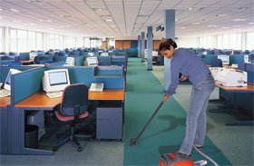 Office cleaning - Elgin, Moray - GNF Cleaning (Elgin) Ltd - Office cleaning