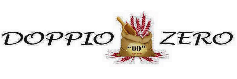 Doppio Zero pizzeria-Logo