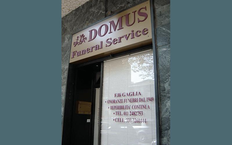 Domus - Onoranze Funebri a Torino