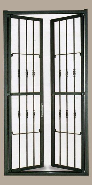 Grate di sicurezza per porte e finestre torino aaa - Finestre sicurezza ...