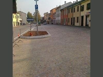 pavimentazione comunale