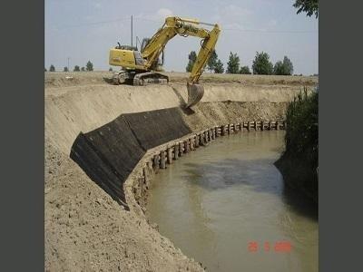 opere di drenaggio