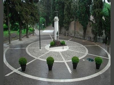 pavimentazione pubblica