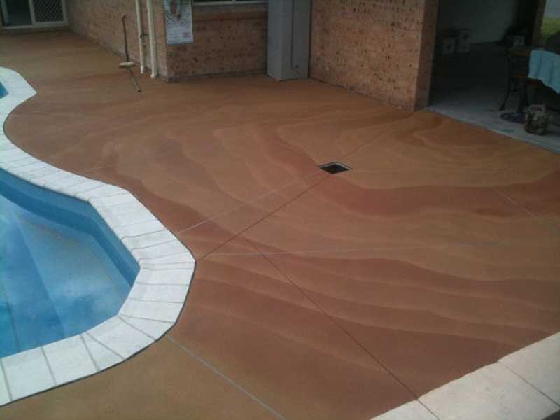 sandstone pool surrounds