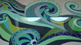 pavimenti creativi, pavimenti originali, decorazione pavimenti