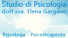 Studio di psicologia dott.ssa Elena Gargano