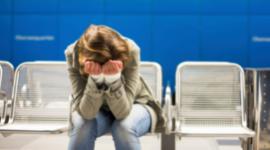 assistenza psicologica, depressione da lutto, stress da lutto