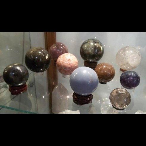 sfera vetrina