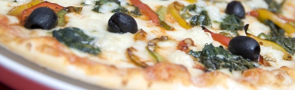 Pizza con farine speciali