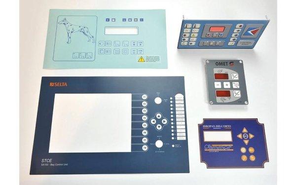 Produzione quadranti e tastiere
