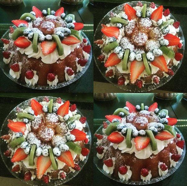 4 torte alla frutta