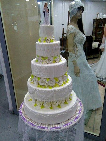 torta piu piani per matrimonio