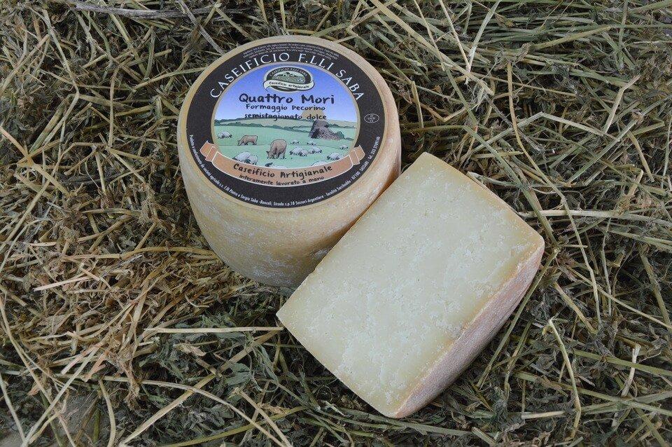 formaggio quattro mori