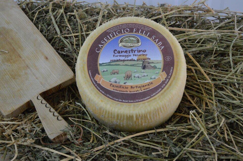 formaggio canestrino