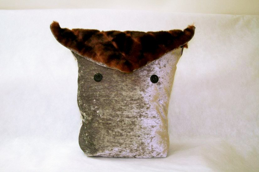 un cuscino a forma di fungo