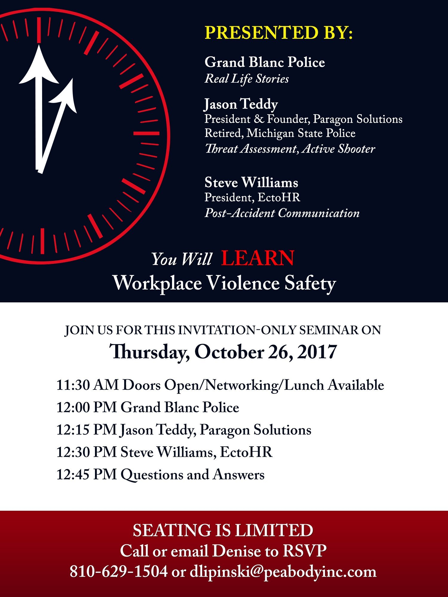 Workplace Violence Safety