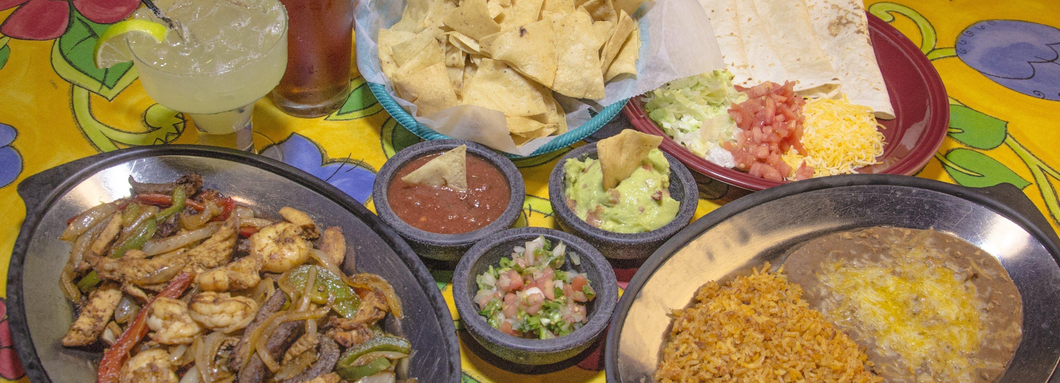 Tia Helitas Mexican Cuisine in Flint, Michigan