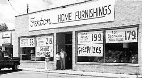 Fenton Home Furnishings, Fenton, Michigan