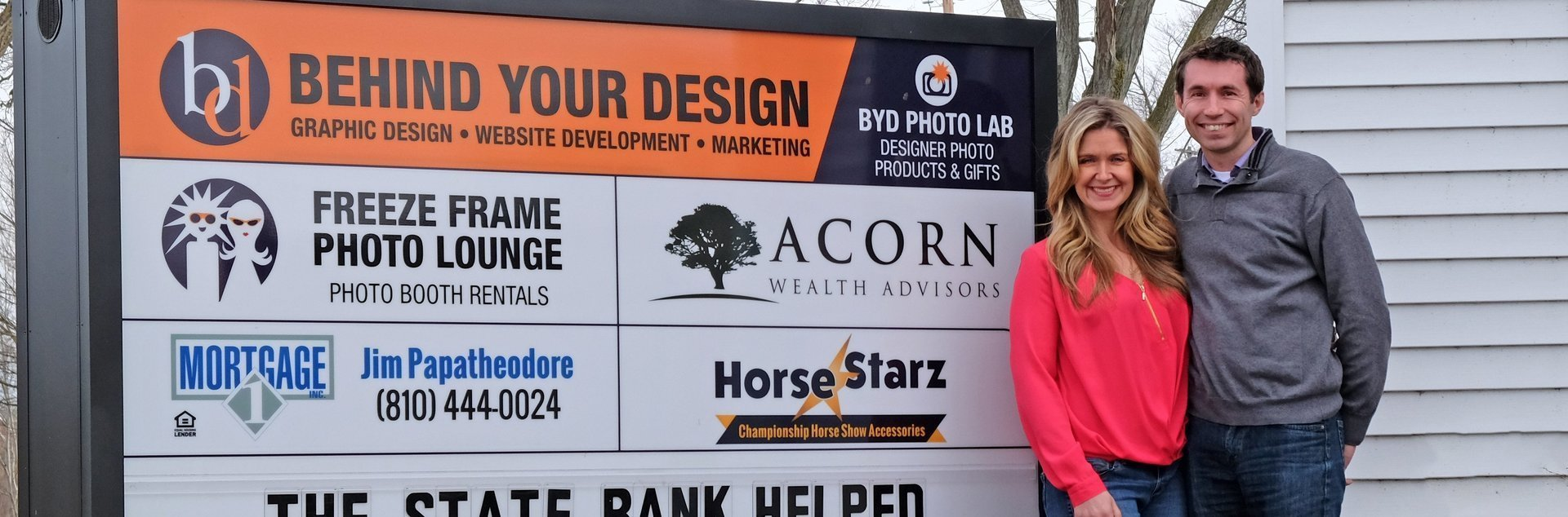 Position Available at Behind Your Design