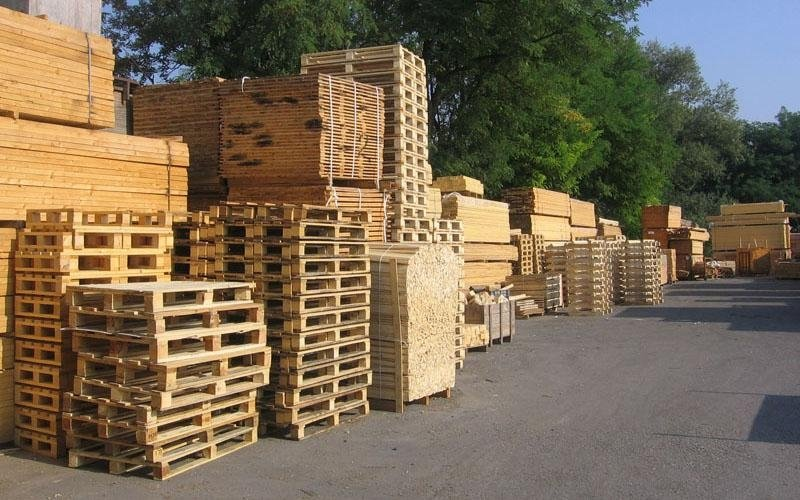 bancali di legno Forlì