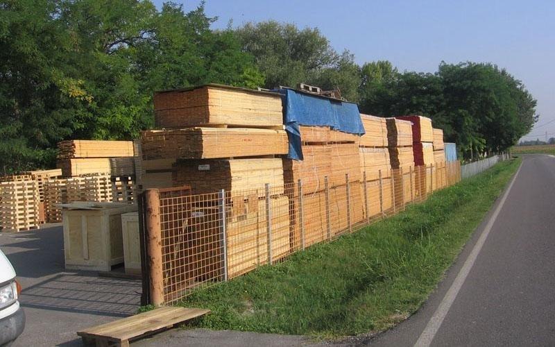 bancali di legno e pallets per imballaggi