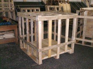 gabbie in legno Forlì