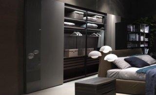 mobili per camere da letto, letti di alta qualità, illuminazione soffusa