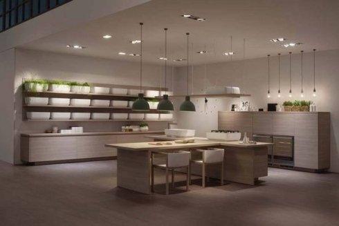 cucine con mobili classici, zona giorno, mangiare in un ambiente moderno