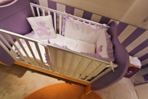 culle per neonati, protezione bambino, camerette