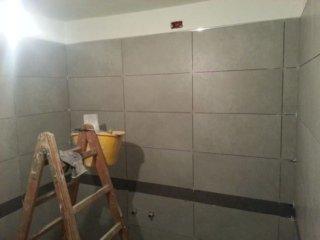 piastrelle, bagno, lavori di ristrutturazione edile
