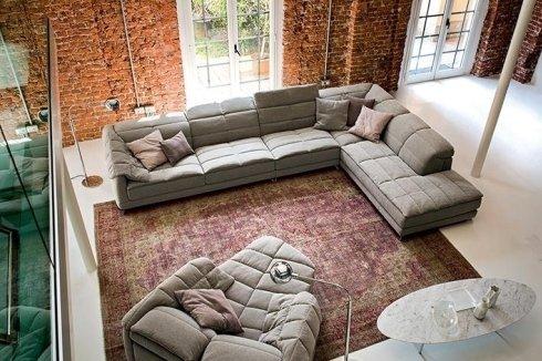 zona relax e divani, settore d