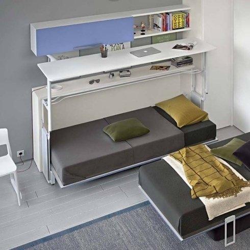 progettazione camerette, proponendo divani, porte e uffici