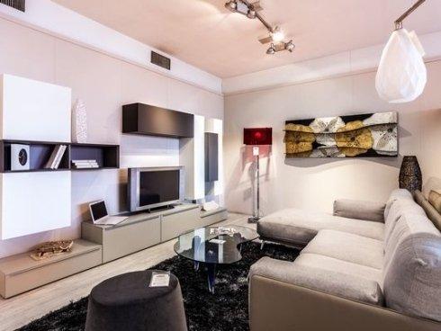 oggetti di design, lampade, divani