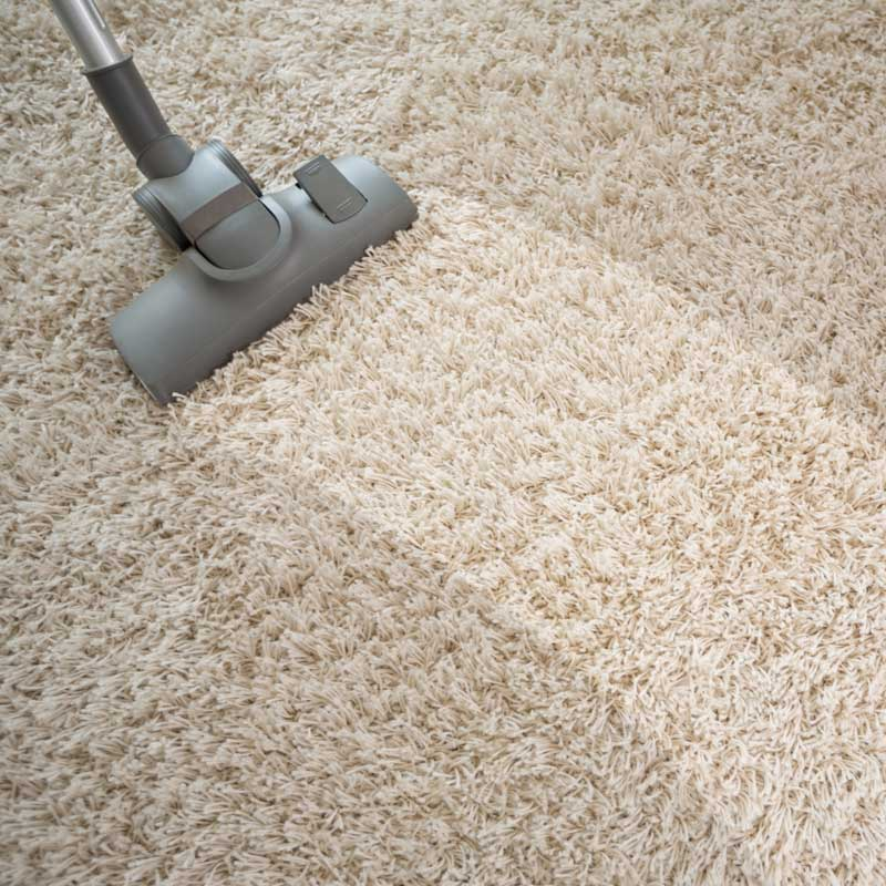 closeup of carpet