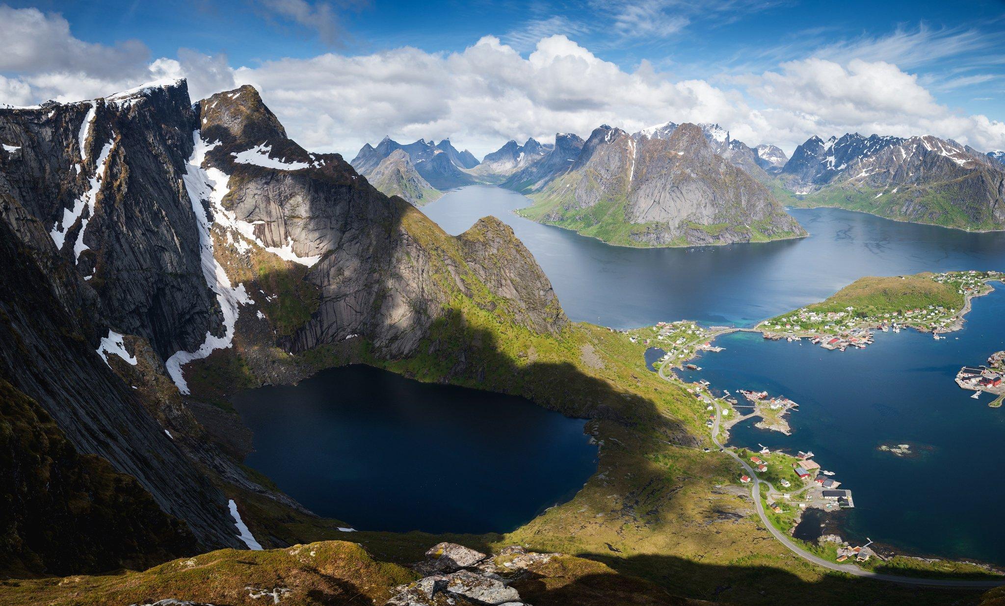 Норвегия за полярным кругом