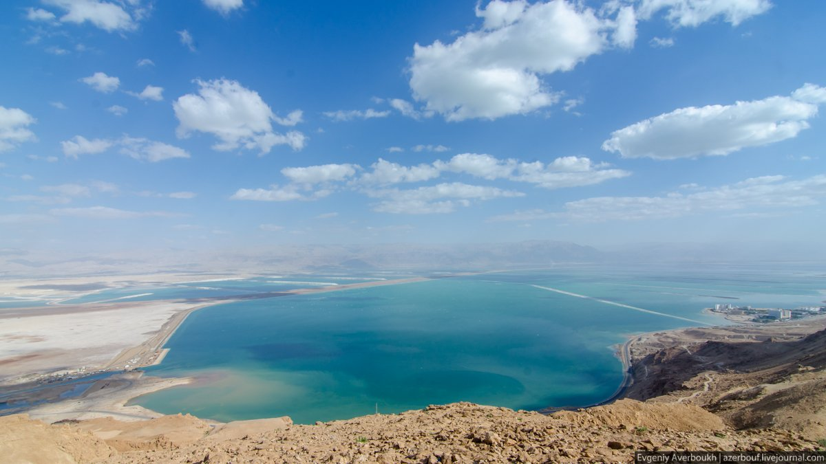Dead Sea Panorama, Israel
