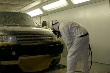 Body repairs - Southport  - Masters Vehicle Body Repairs - Painting