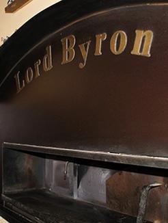 Lord Byron La Pizzeria Novara