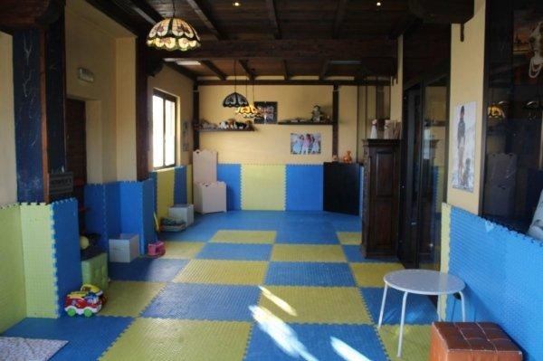 Ristorante Novara con area bambini
