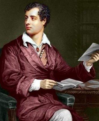 George Gordon Noel Byron, Lord Byron