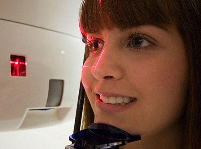 Photo Of Customer Getting X-Rays