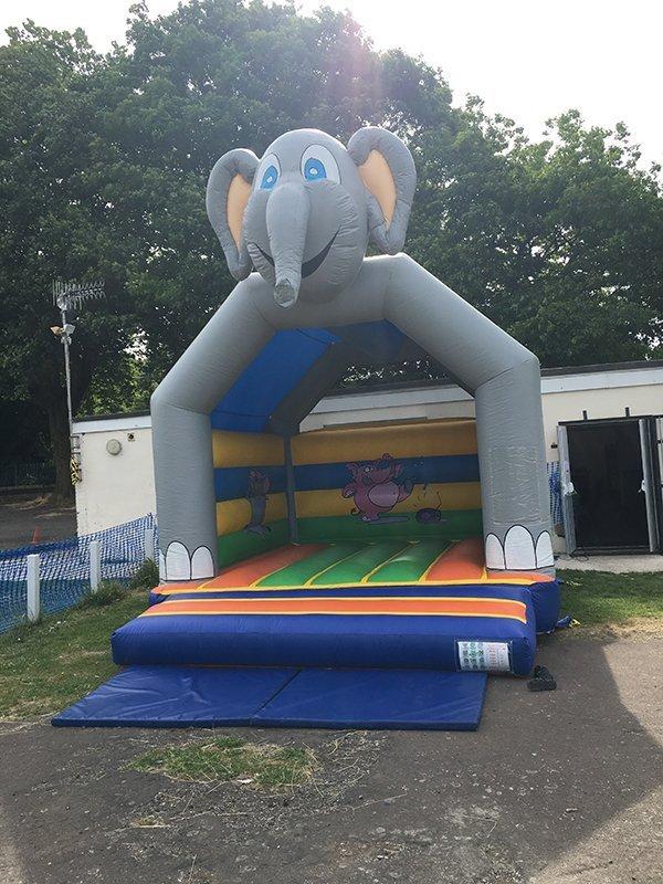 elephant shaped game