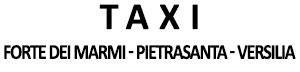 Taxi Forte dei marmi, Taxi Pietrasanta, Taxi Versilia